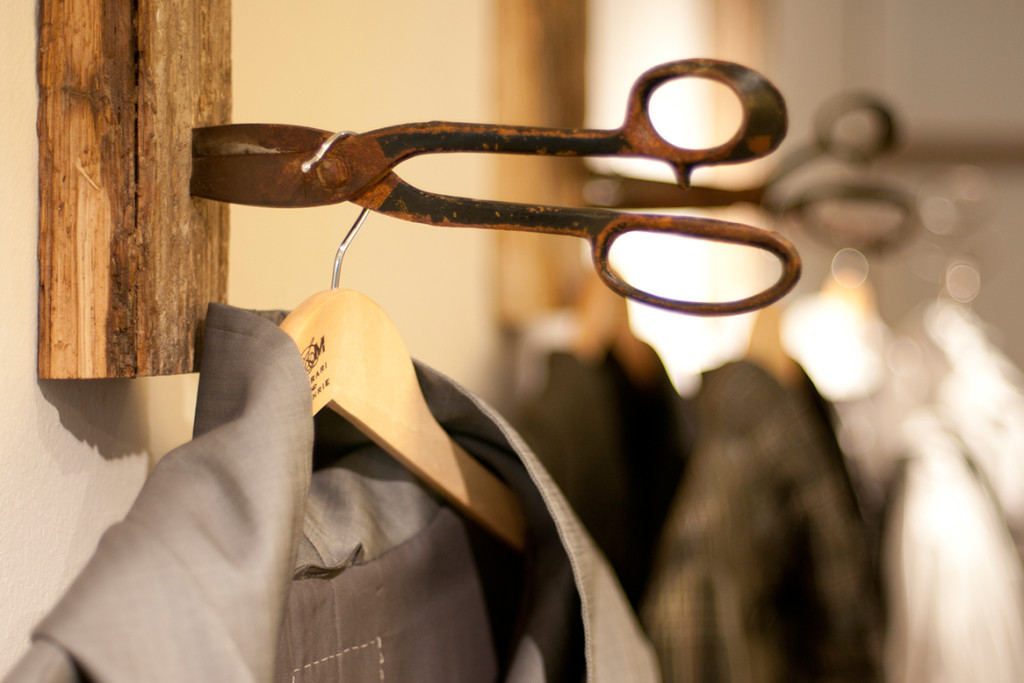 UPCYCLING WORK F&M Design Sartoria 2011 Made in Italy