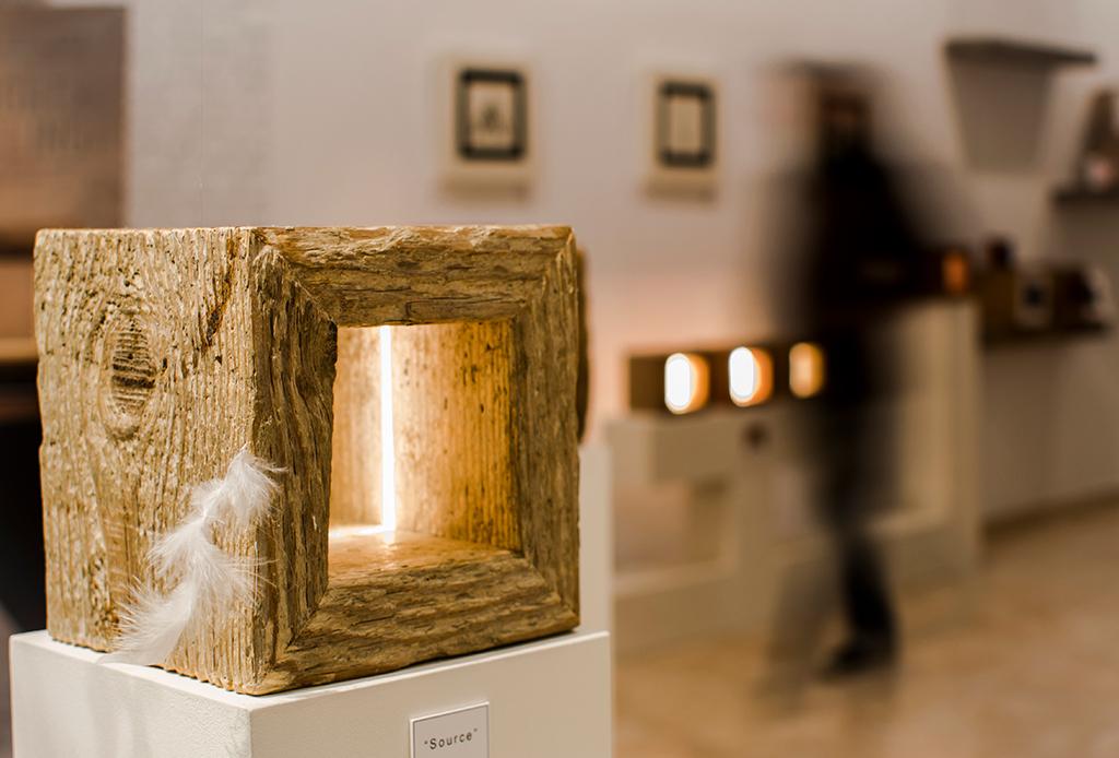 Luce al Cubo Collection