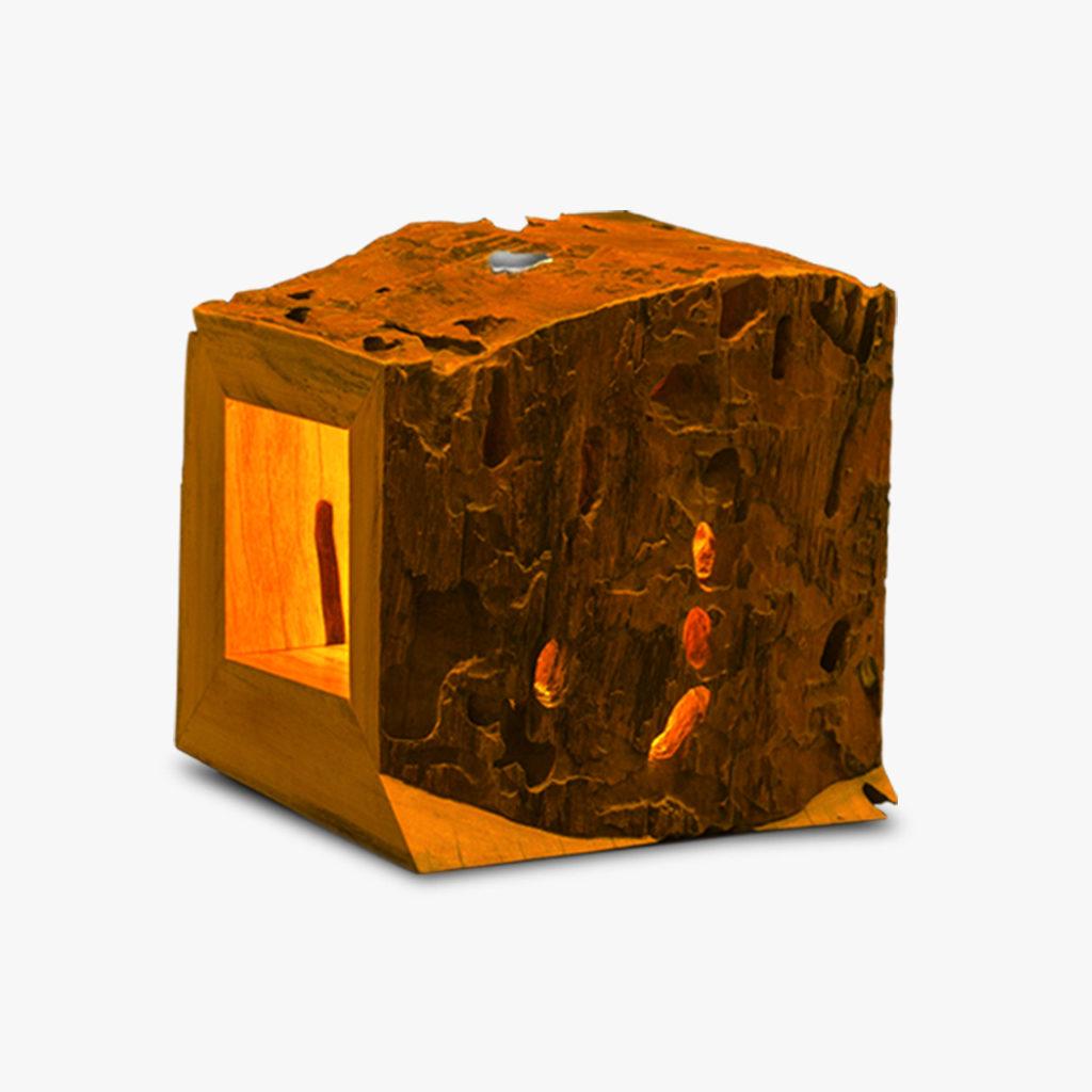 NICA Luce al Cubo Collection Gerardo Abriola
