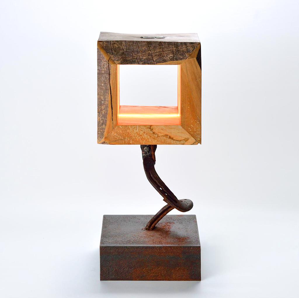 ULLASTRO-Luce al Cubo-Collection Gerardo Abriola